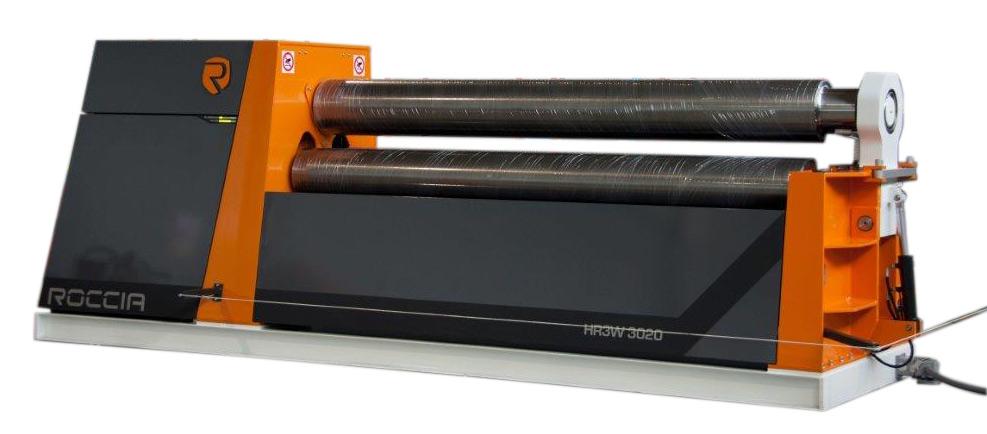 Roccia plate roller