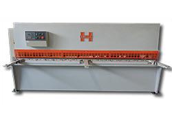hydraulic guillotine